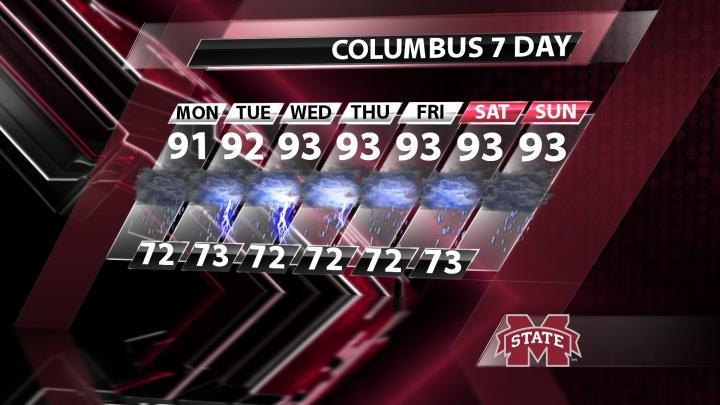 Columbus 7-Day